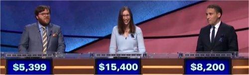 Final Jeopardy (11/9/2017) Seth Wilson, Lisa Schlitt, Sam Deutsch