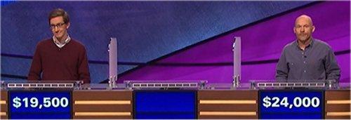 Final Jeopardy (9/25/2017) Ivan Plis, Anupama Srirangan, Dennis Fawcett