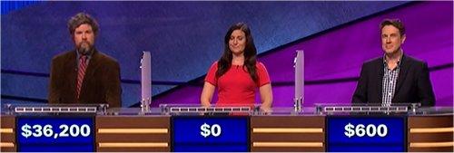 Final Jeopardy (9/28/2017) Austin Rogers, Robert Barron, Emily Dumas