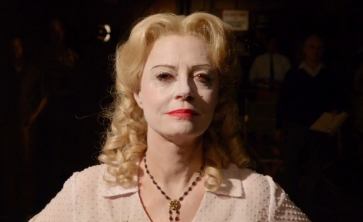 Susan Sarandon as Baby Jane Hudson