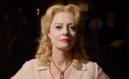 Susan Sarandon as Baby Jane Hudson