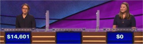 Final Jeopardy (2/9/2017) Kirstin Cutts, Megan Hersman, Kate Reed Hauenstein