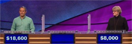 Final Jeopardy (3/2/2017) Rob Liguori, Nil Jones, Crista Calderon