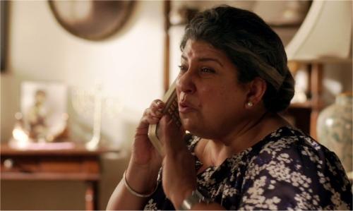 Anoush NeVart as Avi's mother in Ray Donovan