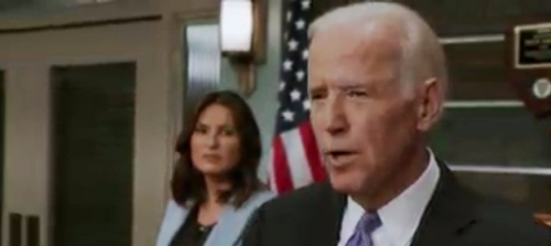 Vice President Joe Biden (SVU: Making of a Rapist)