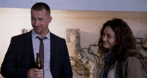 Barry Sloane as Ryan in Shameless