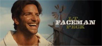 Bradley Cooper as Face class=