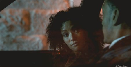 Harper (Annie Ilonzeh) and Thirsty (Andre Royo)