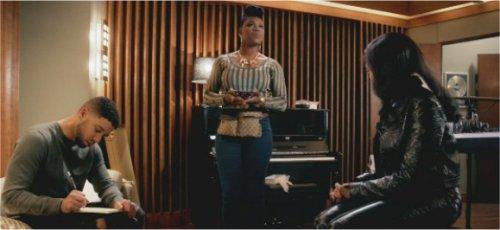 Ta'Rhonda Jones as Porscha in Empire