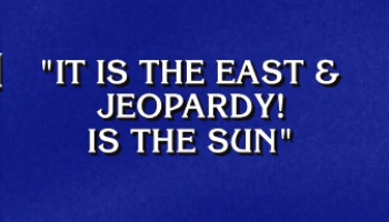 $1000 clue Shakespearean Jeopardy! from May 12, 2016