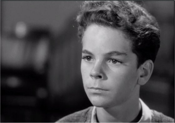 Russ Tamblyn as young Bart Tare in