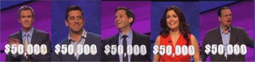 Celebrity Jeopardy Champs 2015