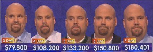 Jeopardy Champ Greg Seroka