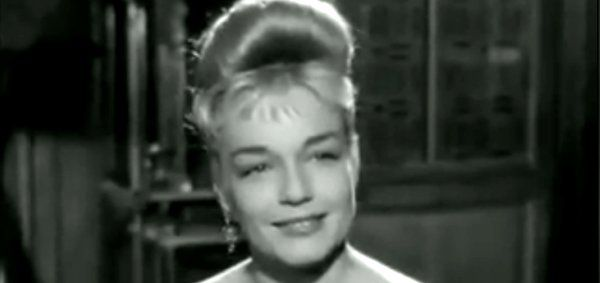 Simone Signoret in Casque d'Or