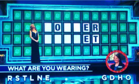 Rosa Beachy on Wheel of Fortune (10-10-2017)