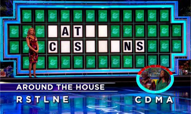 Devyn and Don on Wheel of Fortune (11-13-2017)