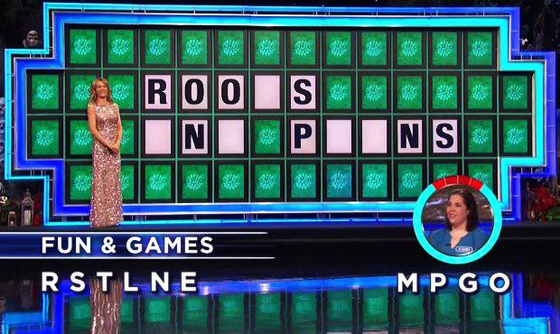 Cori Frede on Wheel of Fortune (11-2-2017)
