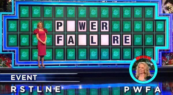 Krista Munday on Wheel of Fortune (12-15-2017)