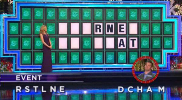Danny McGinn on Wheel of Fortune (12-04-2017)