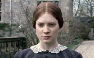 Mia as Jane Eyre