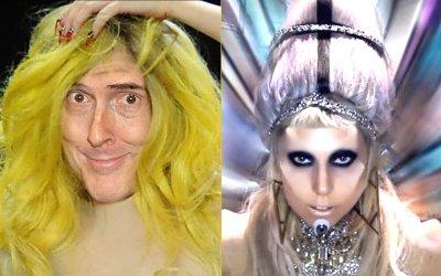 Weird Al and Lady Gaga