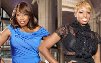 Star Jones and NeNe Leakes