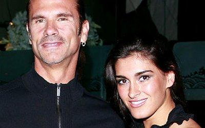 Lorenzo Lamas and wife, Shawna Craig