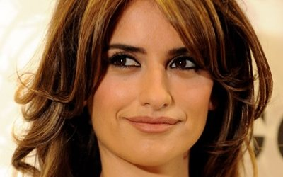 Penelope Cruz Birthday Actress Penelope Cruz Appeared