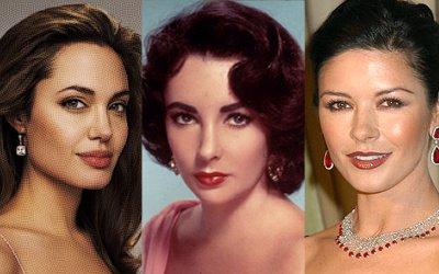 Jolie or Zeta Jones for Taylor role?