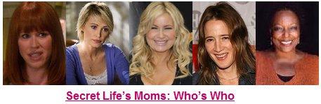 Secret Life of American Teenager Mom