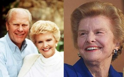 #Betty Ford #RIP