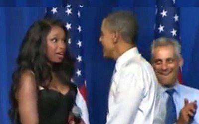 Obama-Hudson
