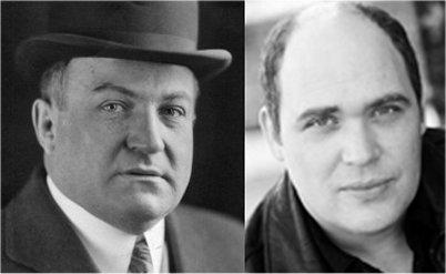 George  Remus and Glenn Fleshler