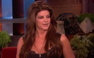 Kirstie Alley on Ellen