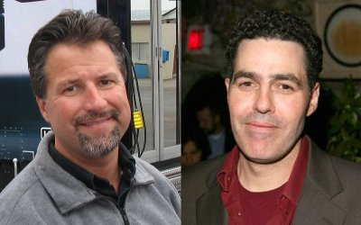 Michael Andretti and Adam Carolla - You're Fired, dudes!