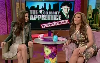 Dayana on the Wendy Williams Show