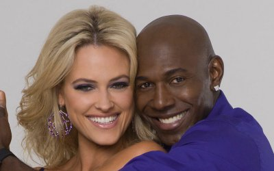 Donald and Peta win Dancing with the Stars