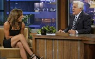 Lolo Jones on Leno