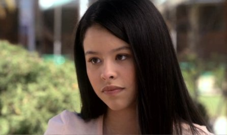 Cierra Ramirez as Kathy on Secret-Life