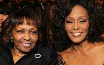 Cissy honors Whitney Houston