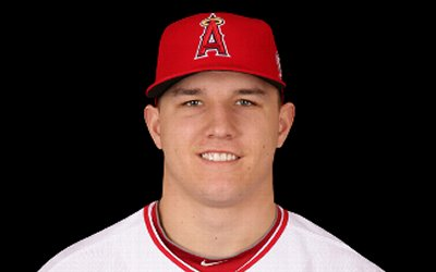 Mike Trout Becomes Youngest American Leaguer to Hit for Cycle