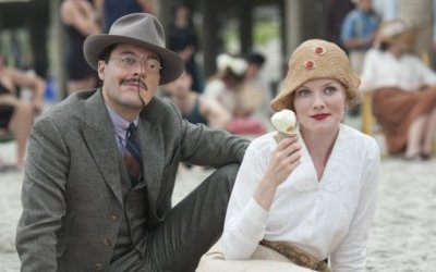 Richard Harrow and Julia Sagorsky