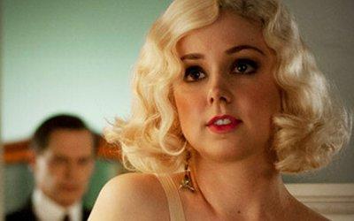 Billie Kent goes blonde