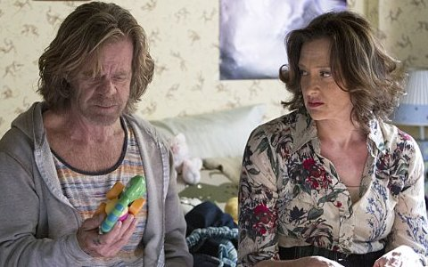 Shameless: Frank and Sheila in A Long Way Home