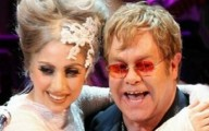 Elton John and Lady Gaga