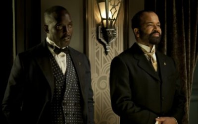 Chalky White and Valentin Narcisse