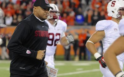 Stanford - Oregon game