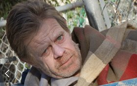 William H. Macy as Frank Gallagher