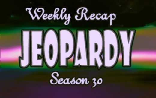 Weekly Recap Season 30