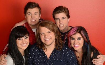 American Idol Top-5